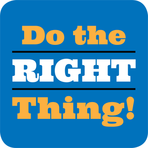 do the right thing graphic